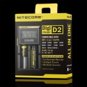 Nitecore Digicharger D2 smart charger