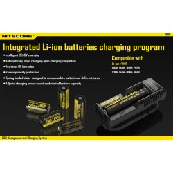 Nitecore UM10 usb management intelligent charger