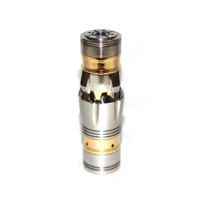 Ironman stainless steel Mechanical Mod