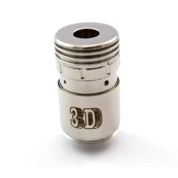 Atomizor drip-tank 3D - 22mm
