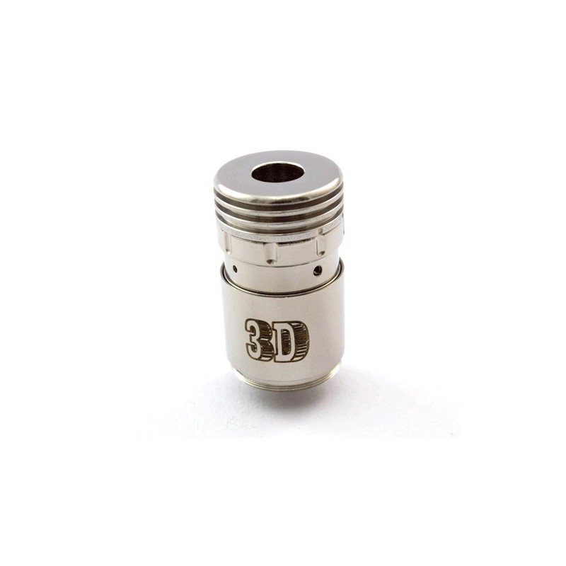 3D RDA Rebuidable Dripping Atomizer 22mm