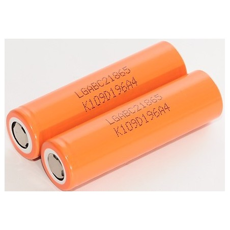 LG 18650 battery ABC21865 2800mAh 3.7V flat top