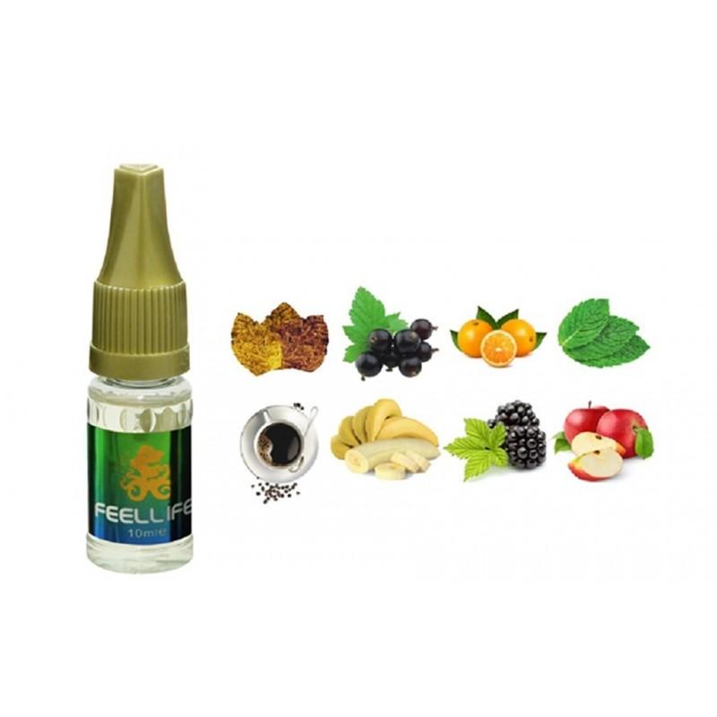 Lichid Feellife cu aroma Deluxe tabac 10ml