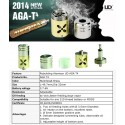 Aga-T4 kit atomizor servisabil